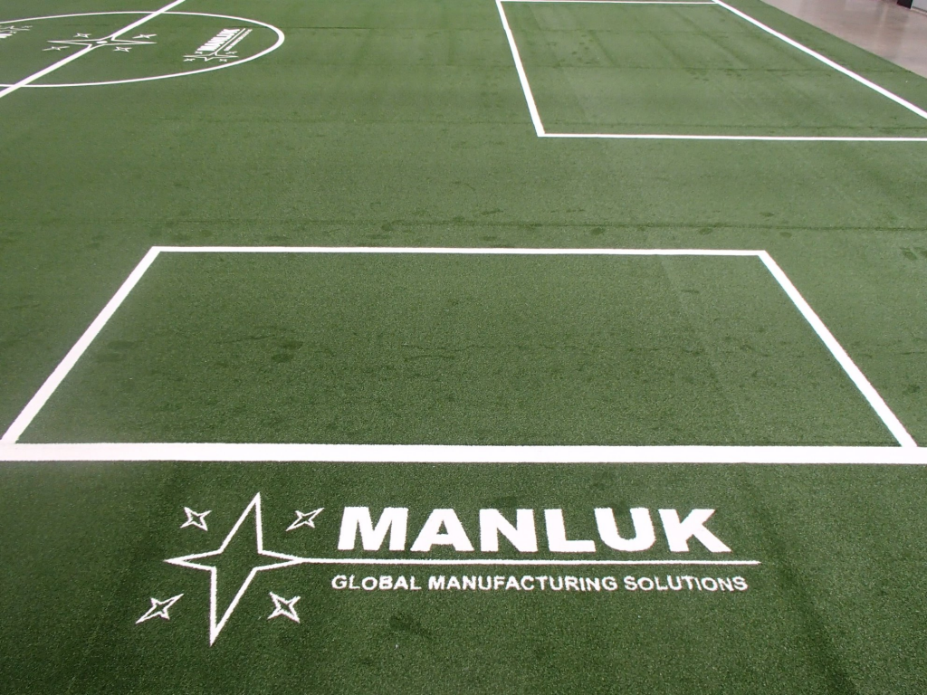 Manluk Global Manufacturing Indoor Soccer Complex 1
