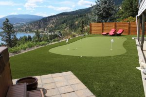 A Synthetic Turf Transformation