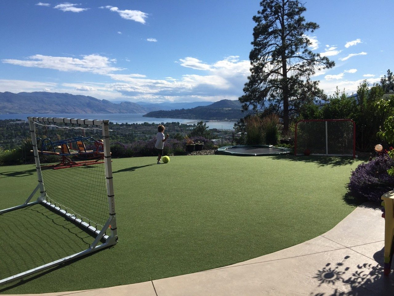 Read more on Custom Designed Artificial Grass for Multi-Sports Play Area
