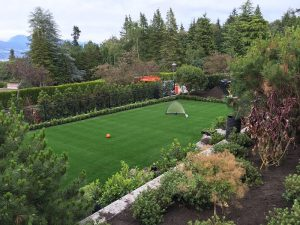 Artificial Grass Soccer Field Installation
