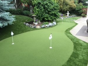Artificial Grass Taking You to the US Open