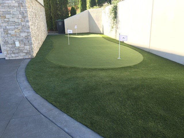Synthetic Turf and Autumn Installations