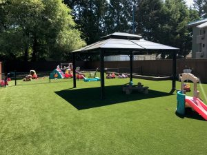 synthetic turf daycare