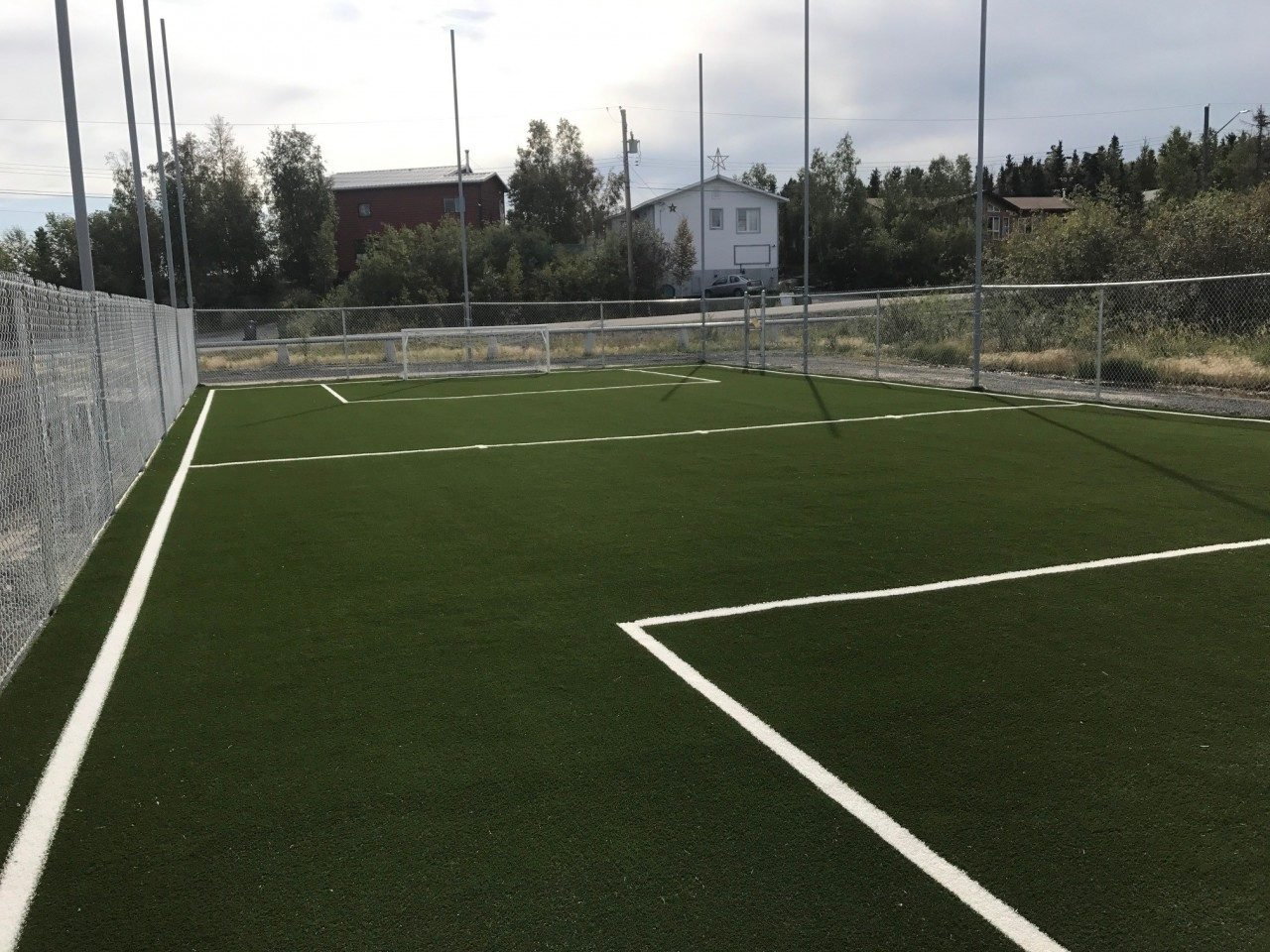 Synthetic Turf Takes You Back to School