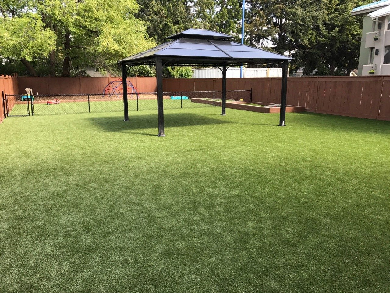 Read more on Synthetic Turf International Works With Local Daycare