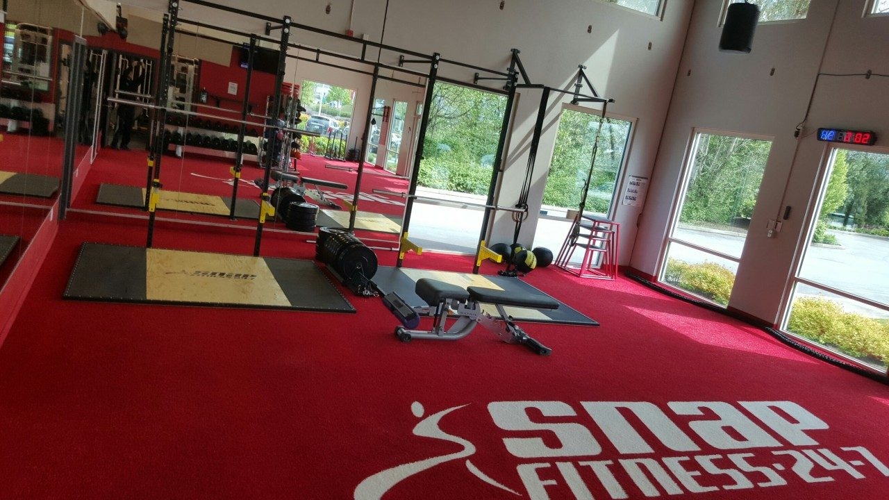 Read more on Snap Fitness Chilliwack Installs CrossFit Athletic Turf