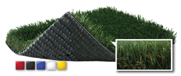 Artificial Grass & Turf | Synthetic Turf International | SoftLawn EZ Play Colour Product