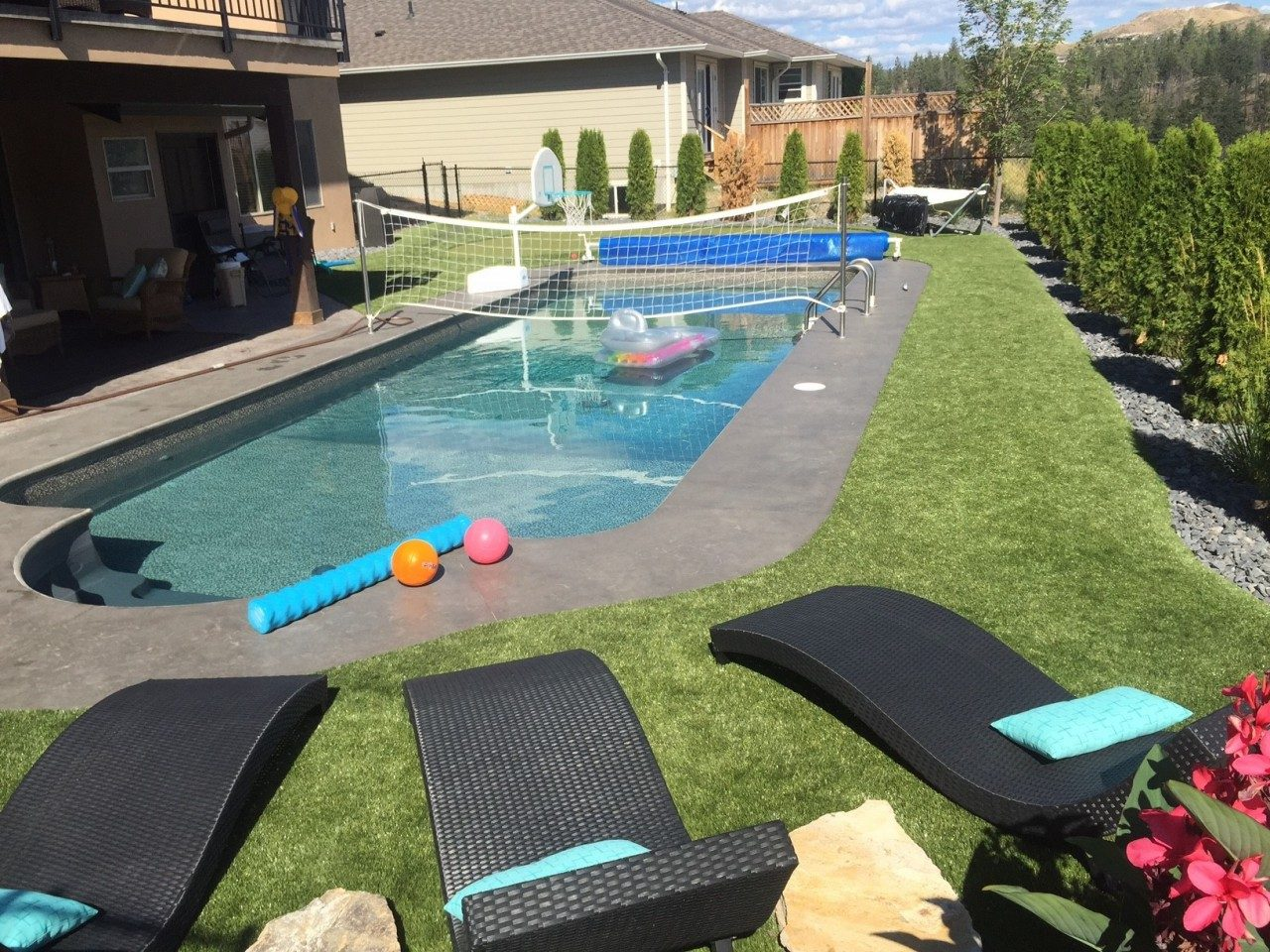 Read more on Top 5 Ways Synthetic Turf will Improve Your Outdoor Pool