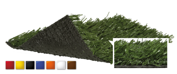 Artificial Grass & Turf | Synthetic Turf International | 250xp color turf