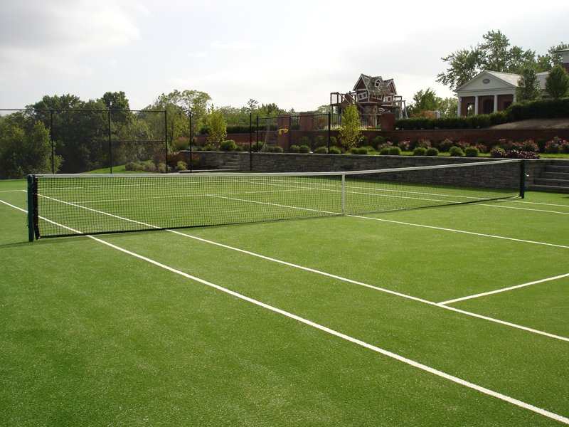 Artificial Grass & Turf | Synthetic Turf International | Turf Tennis Court