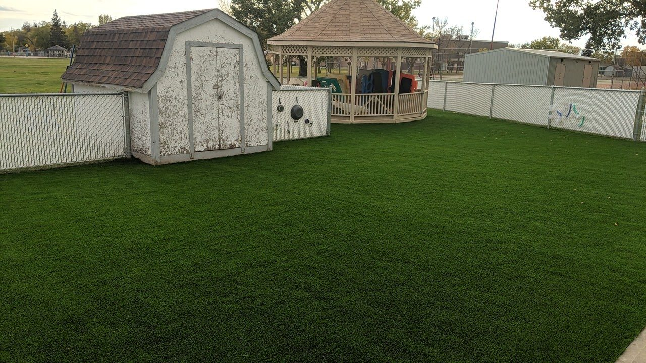 Read more on Lethbridge Daycare Synthetic Turf Transformation