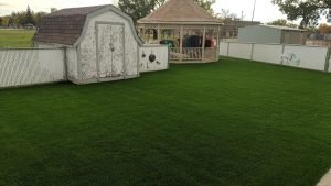 Lethbridge Daycare Synthetic Turf Transformation