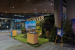 Artificial Turf for Tradeshows