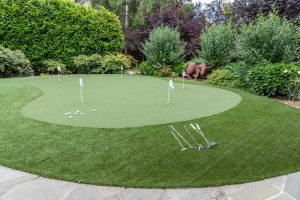 It's Not Too Late: How to Install an Artificial Grass Putting Green before Winter