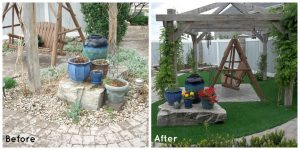 The Seamless Transformation to Artificial Grass